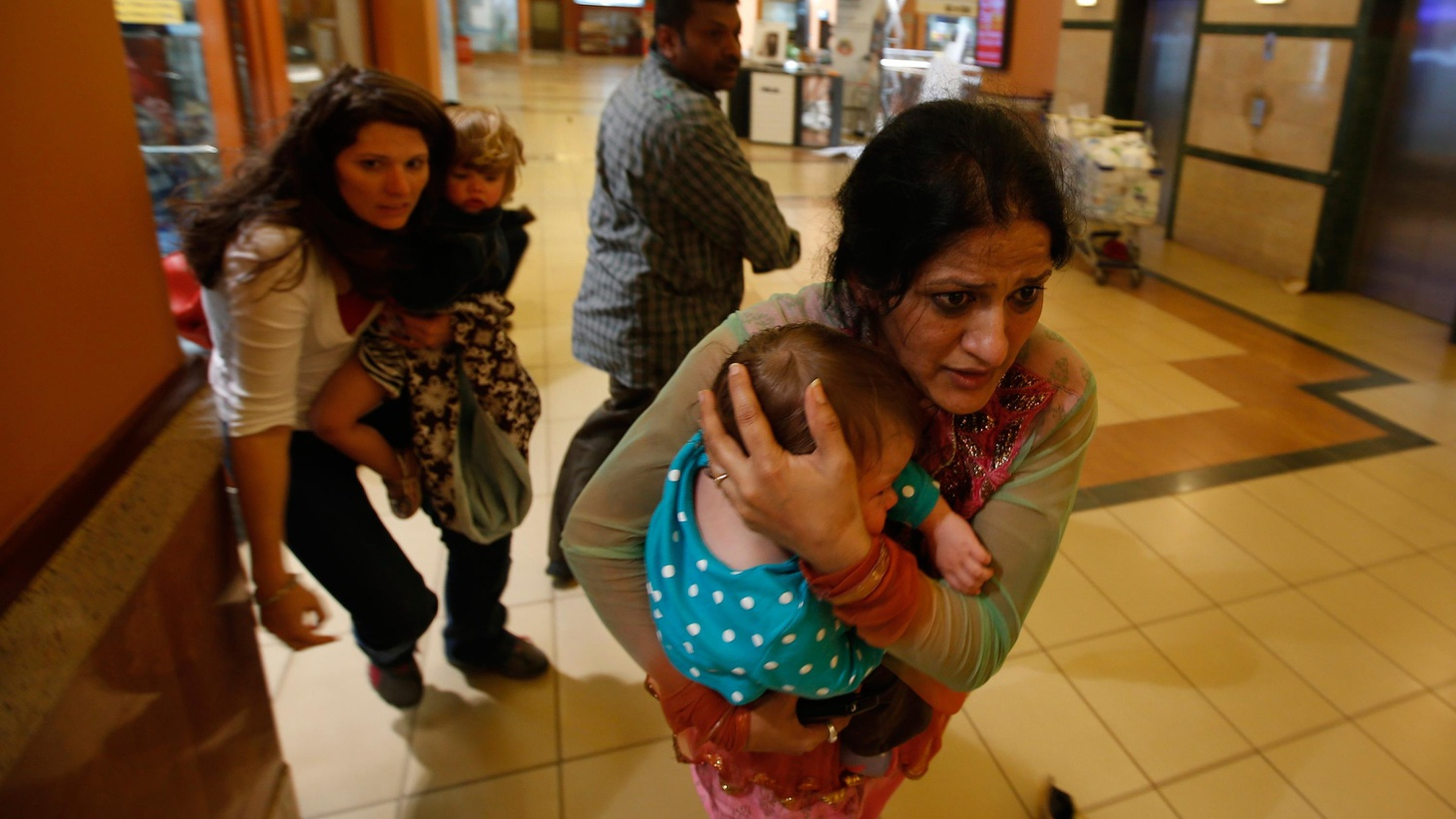Authorities in Kenya say the assault on Nairobi's Westgate shopping center is over after three days of terror for civilians who'd been going about routine business.