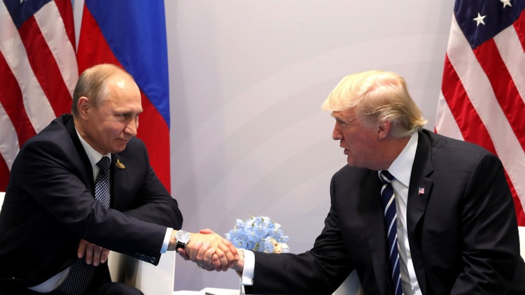 "US Intelligence agencies are unanimous: Russia is still meddling in US elections. President Trump has called it a ""hoax."" Is he at risk of becoming an unindicted co-conspirator?"