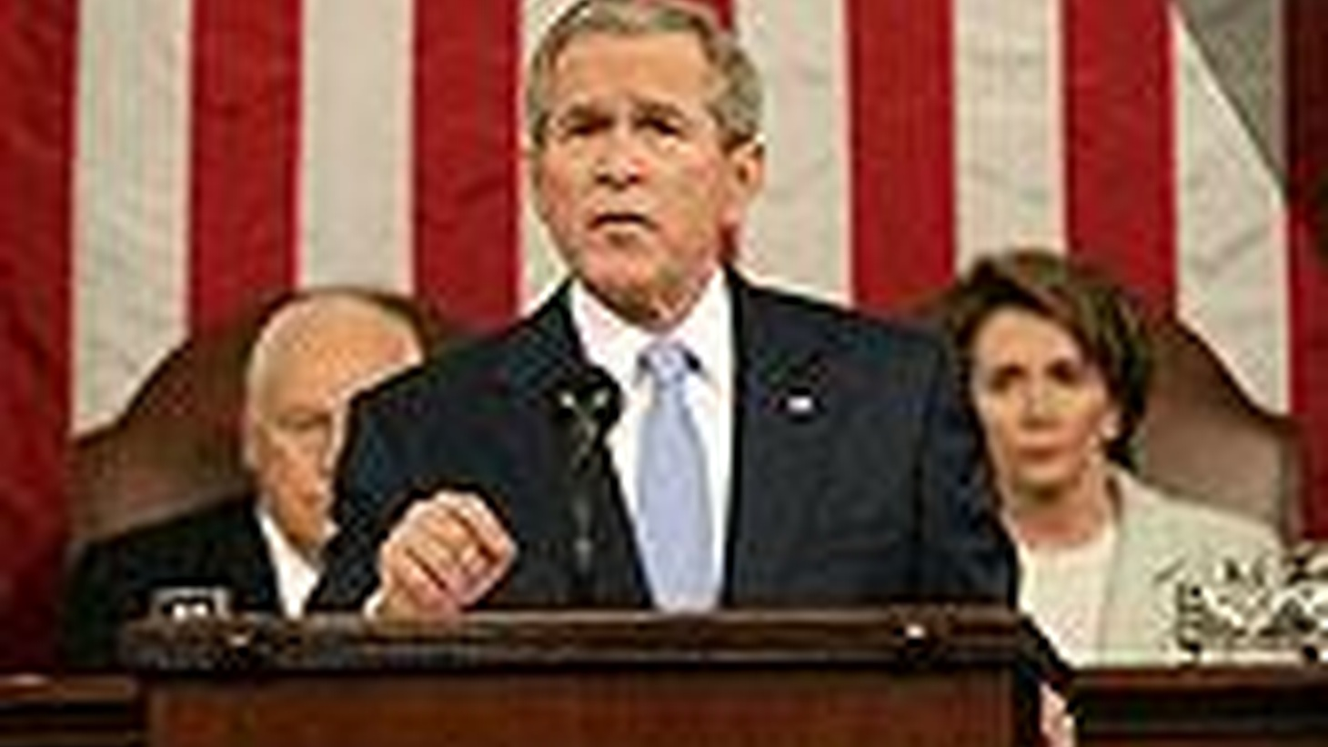 """With Congress now dominated by Democrats, last night's State of the Union speech was an opportunity to re-assert presidential authority. Will proposals on health insurance, immigration and energy get a real hearing or will the war in Iraq drown out everything else? Plus, the Senate Foreign Relations Committee says no to the president, and on Reporter's Notebook, was Louis """"Scooter"""" Libby a scapegoat for Karl Rove?"""