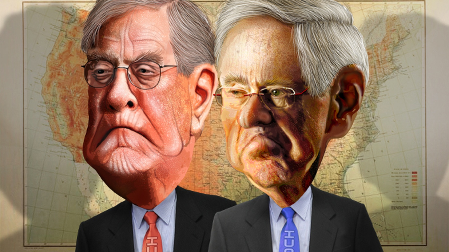 With campaign spending limits almost a thing of the past, candidates for the White House are lining up billionaires, giving a very few people unprecedented political power. Who are they? Is their influence a threat to democracy?