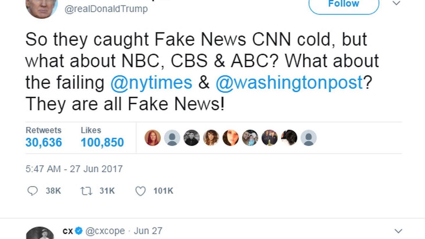 "CNN retracted a story  about a Russian investment fund and accepted the resignations of three journalists — including a Pulitzer Prize winner. They relied on a single source which CNN calls a ""massive break in protocol."" Once again, the president attacked the media in a tweet."