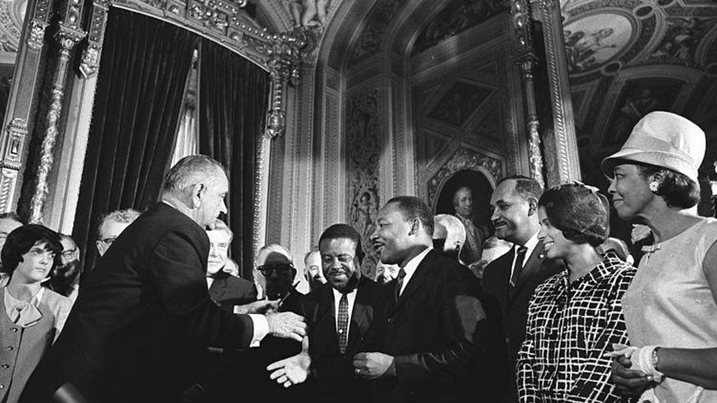The US Supreme Court today struck at the heart of the Voting Rights Act of 1965. Is voting discrimination against blacks and other minorities a thing of the past?