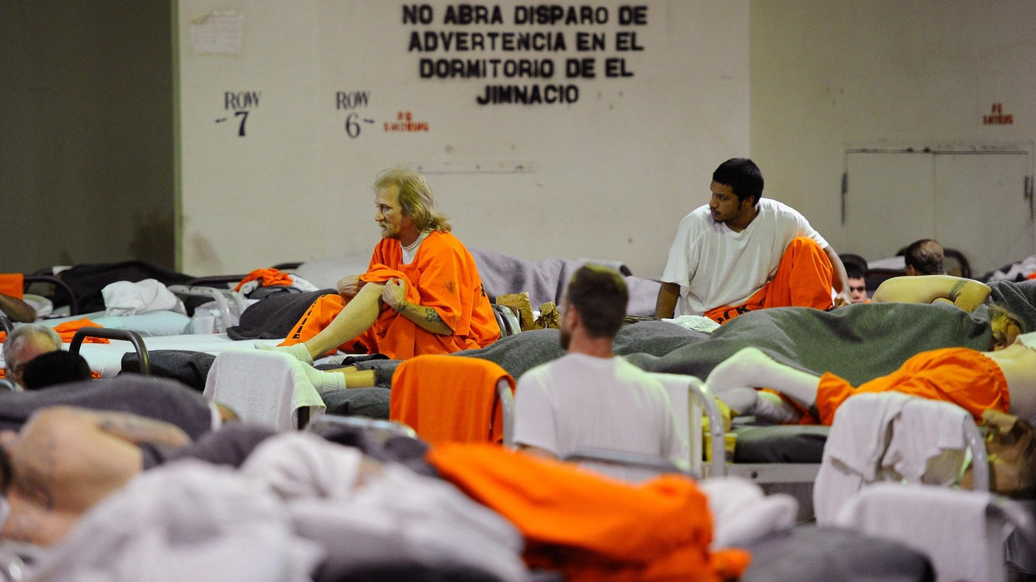With the US incarcerating more people than any other nation, will other states face similar orders? Even many conservatives say we can't afford more prisons.