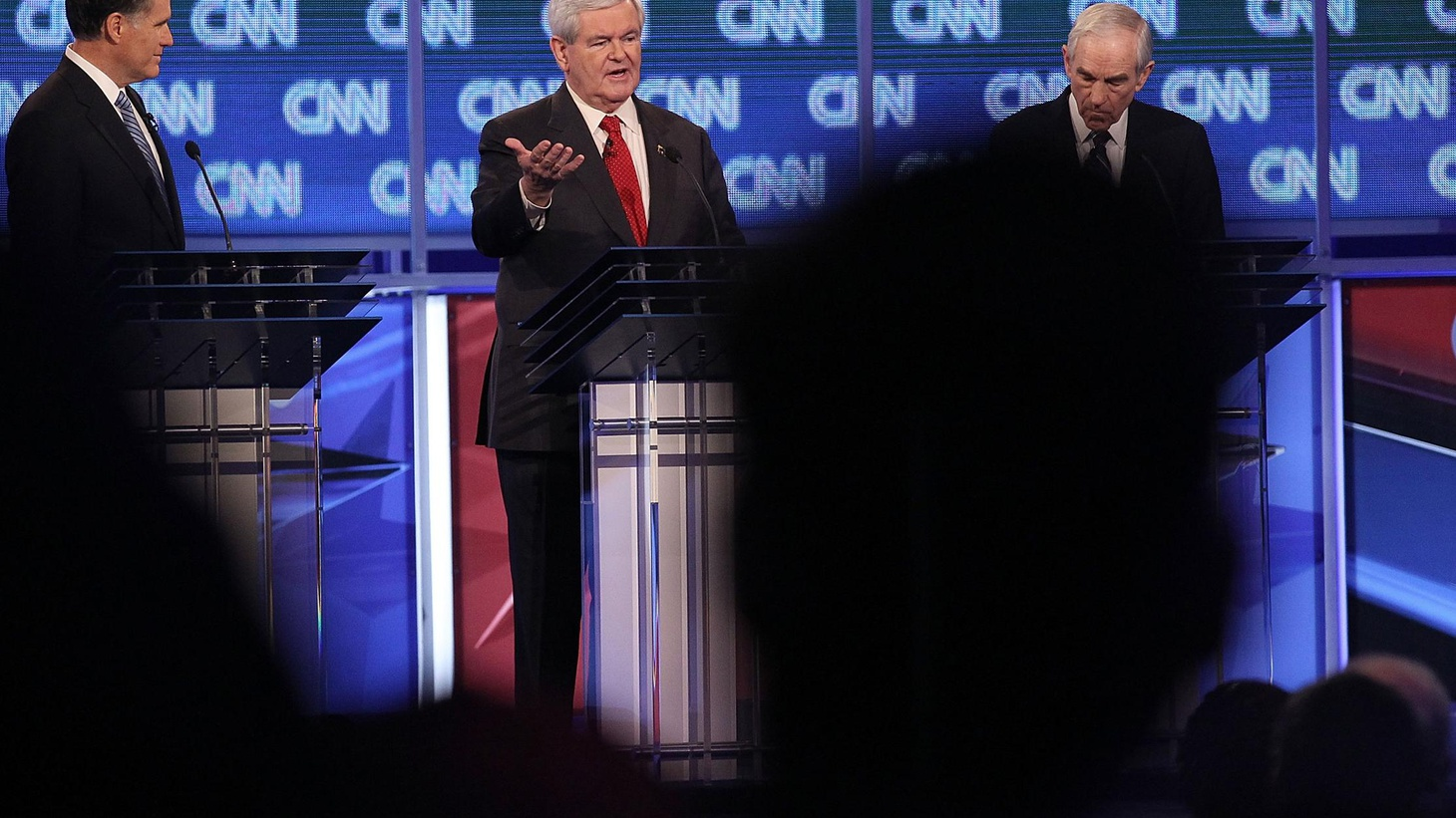 Will it all be over tomorrow, or did Gingrich, Santorum and Paul do enough damage in last night's debate to keep Romney from clinching the GOP nomination in South Carolina?