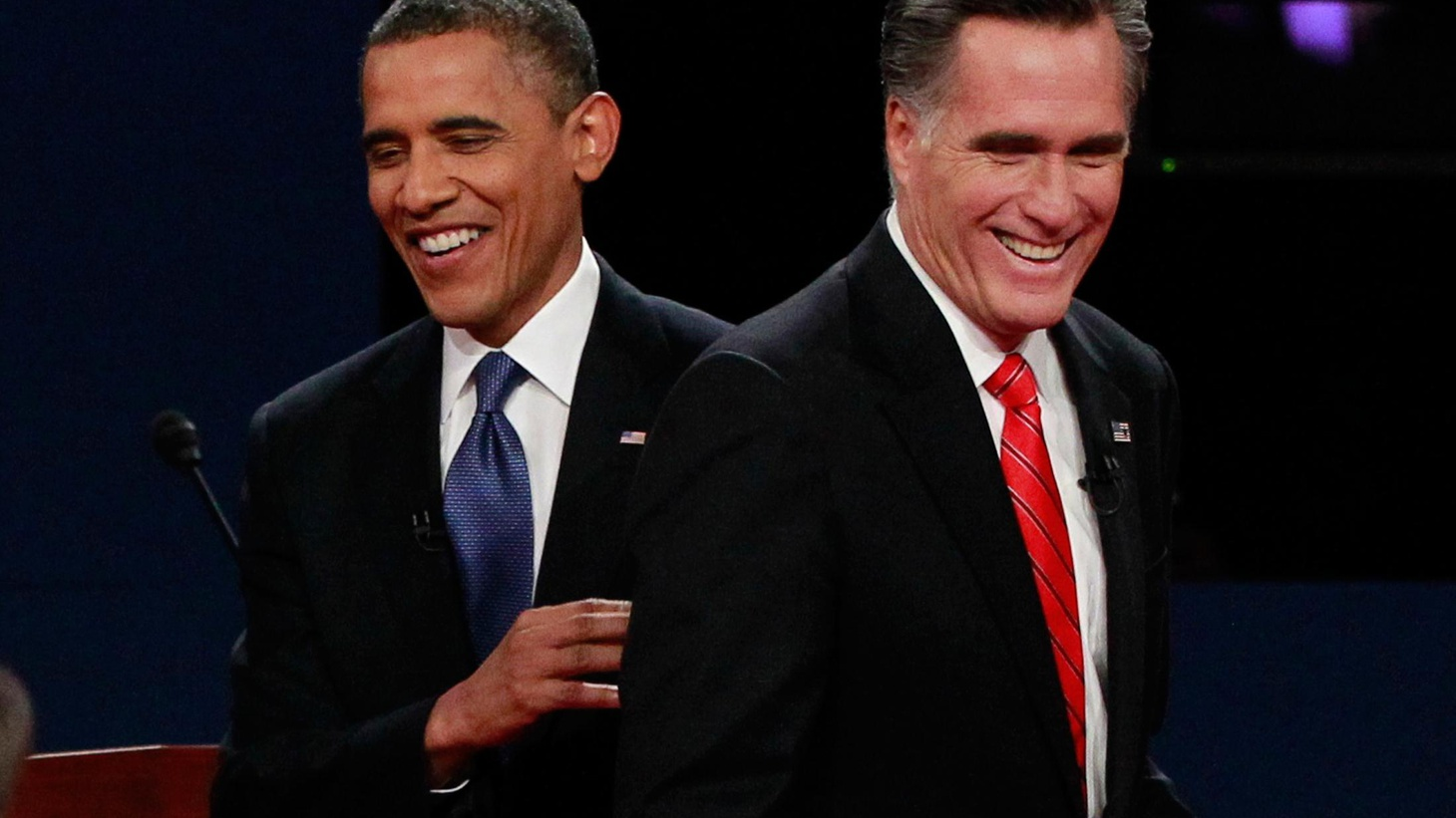 The early consensus is that an aggressive Mitt Romney won last night's debate against President Obama, who was defensive and lacking in energy. We hear early reaction.