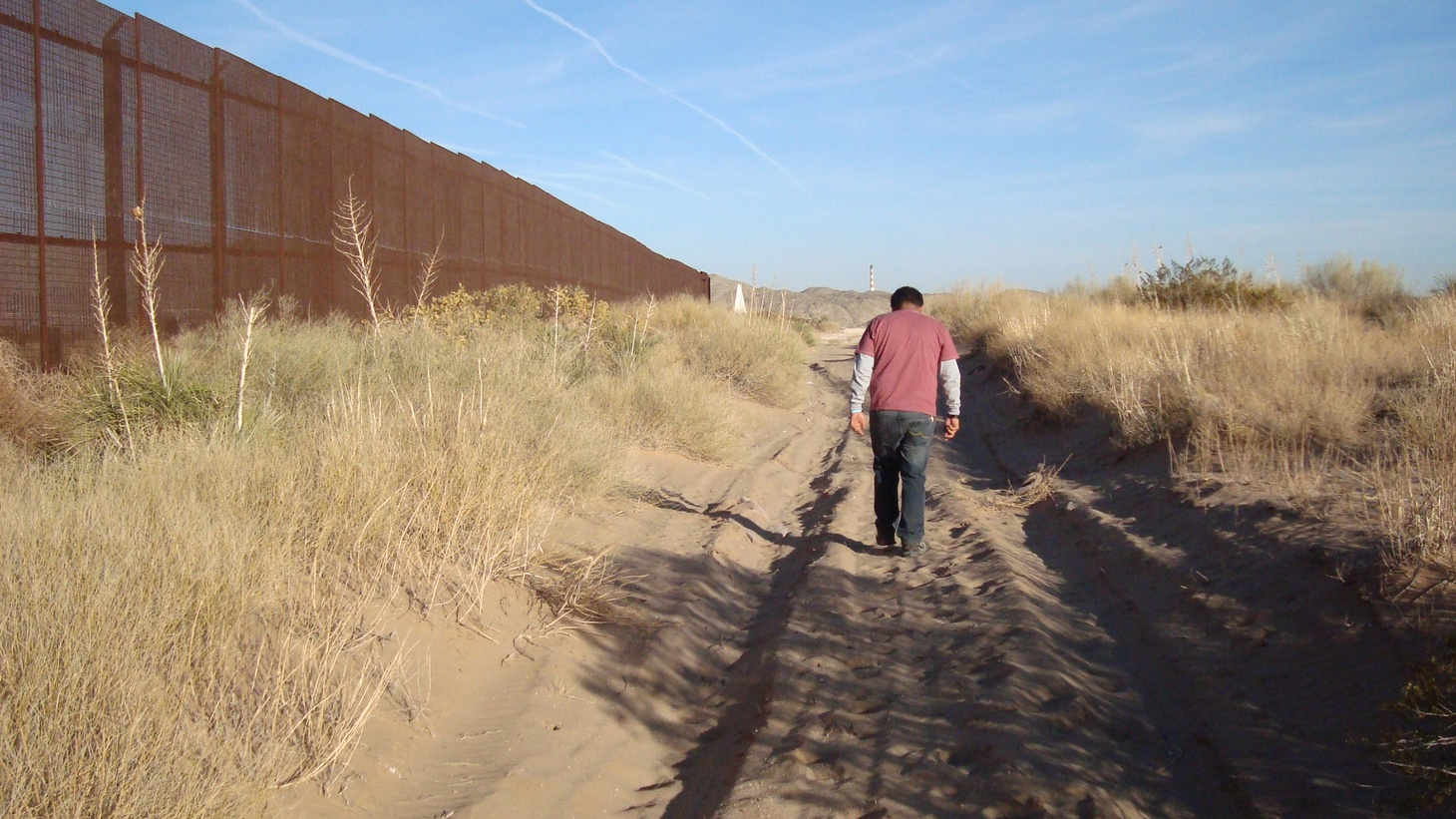 Donald Trump's wall to keep undocumented Mexican immigrants out of the country might have unintended consequences as the flow migrants appears to be changing directions.