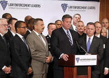 Law Enforcement, Prosecutors Call for Cuts to Incarceration