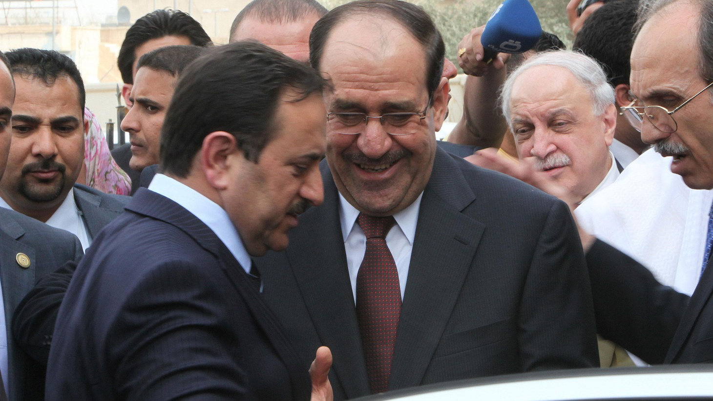 Iraq may still be at risk of coming apart, but it's hosting the Arab League for the first time since the era of Saddam Hussein. Can it prevent more bloodshed in Syria?