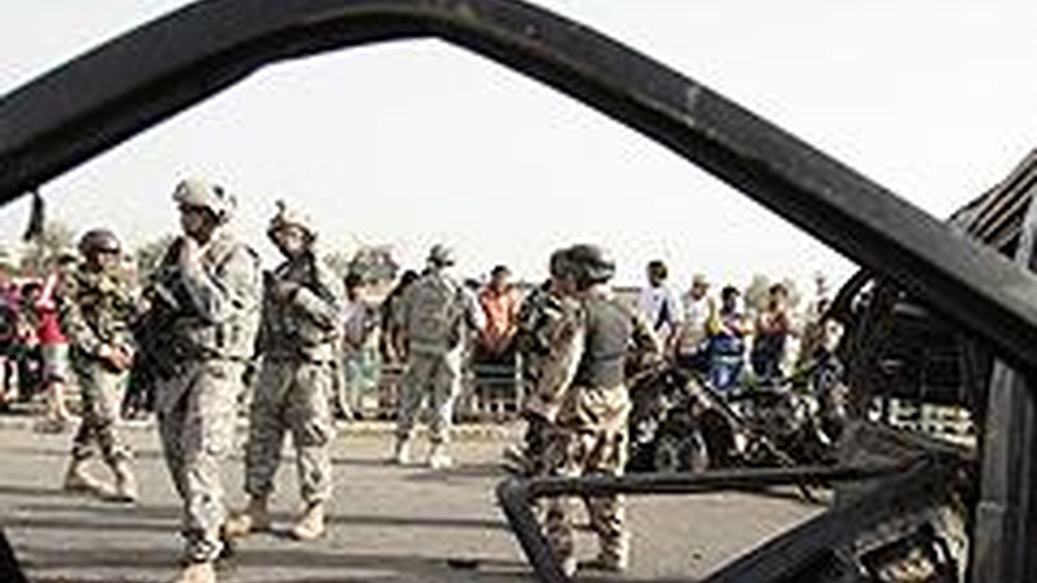 """President Bush has high praise for Iraqi Prime Minister Nouri al-Maliki's crackdown on Shiite militias, but there's a lot at stake for both leaders. Maliki's political future and US troop withdrawals are both at risk. What could it all mean for McCain, Obama and Clinton? Also, US officials are accused of """"meddling"""" in Pakistan, and the African president who won't leave."""