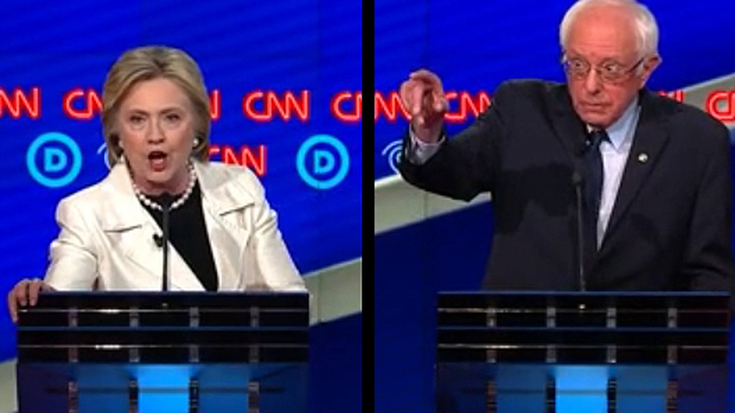 We assess the bitterly contested New York primary race between Hillary Clinton and Bernie Sanders, and their latest hot-tempered debate.