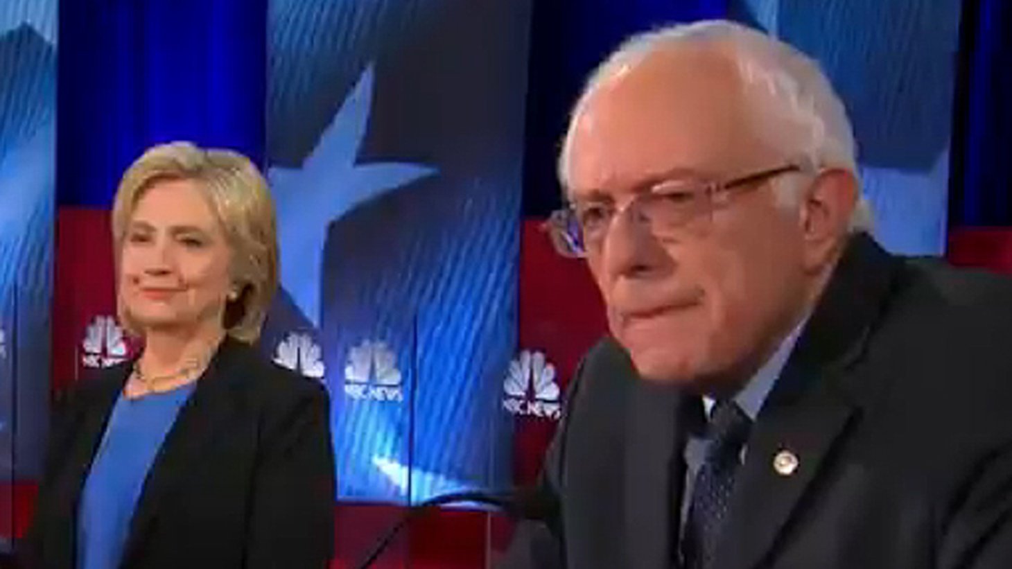 Once again, Hillary Clinton is facing an unexpected challenge in the Iowa caucuses… with less than two weeks to go. We hear how last night's debate with Bernie Sanders might effect the outcome -- in Iowa and other states as a long primary process finally gets under way.