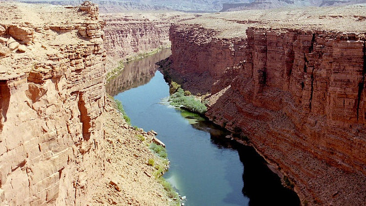 There are more water-rights to the Colorado River than there is water — and 16 years of drought in the Western States have led to a serious water crisis.