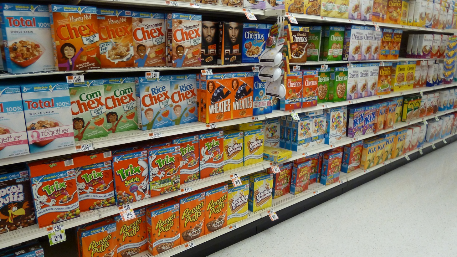 A lot of unlikely food products include more sugar than occurs naturally -- including deli meats, bread and trail mix. Now the FDA wants labels to specify how much sugar is added — and that has the food industry up in arms. Why doesn't it want consumers to know?