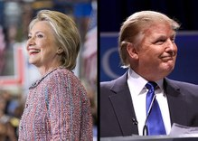 The Clinton and Trump campaigns enter the home stretch