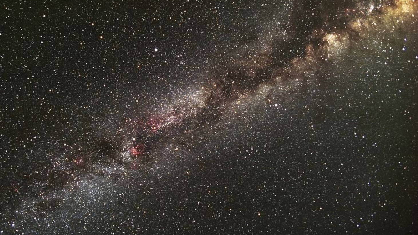 For some years, astronomers have been studying a  source of light  in the Milky Way that seems to have no natural explanation. Is there intelligent life elsewhere in the universe? It's an ancient question that's always worth asking.     Photo:  Carter Roberts