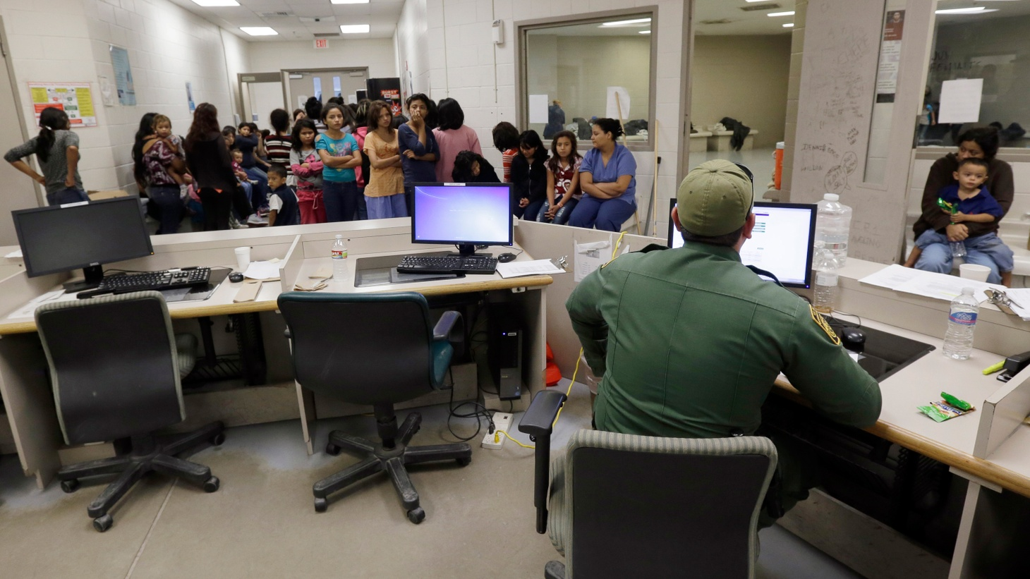 "Are ""immigration detention centers"" a good means of deterring illegal immigration…or ""gilded cages"" for women and children? We hear what a judge's order could mean for people fleeing violence in Central America — and for immigration reform."