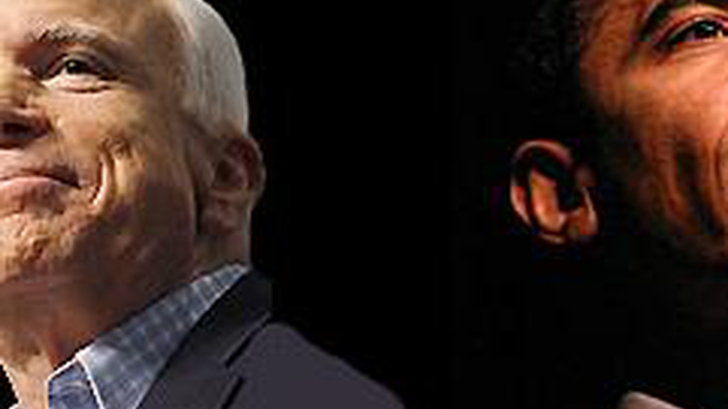 The latest polls show Obama increasing his lead over McCain