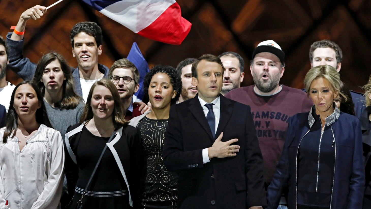Emmanuel Macron won yesterday's election over Marine Le Pen, but nationalist populism is alive and well — in France and elsewhere in the European Union.