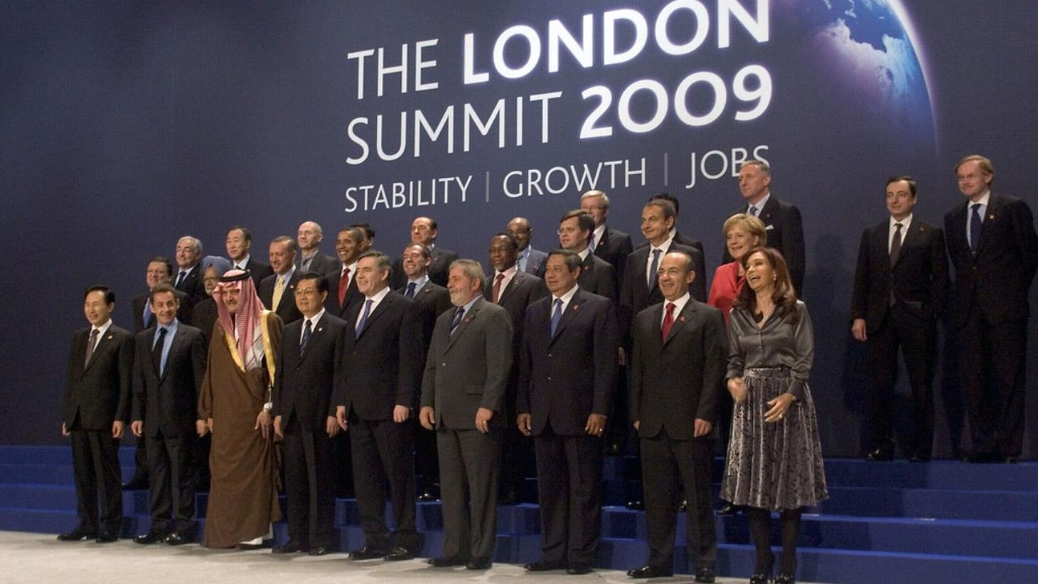 Despite predictions that their nations would be divided, the G-20 leaders said today they will take unified action against the global recession. On Reporter's Notebook, does the US need a cyberspace security czar?