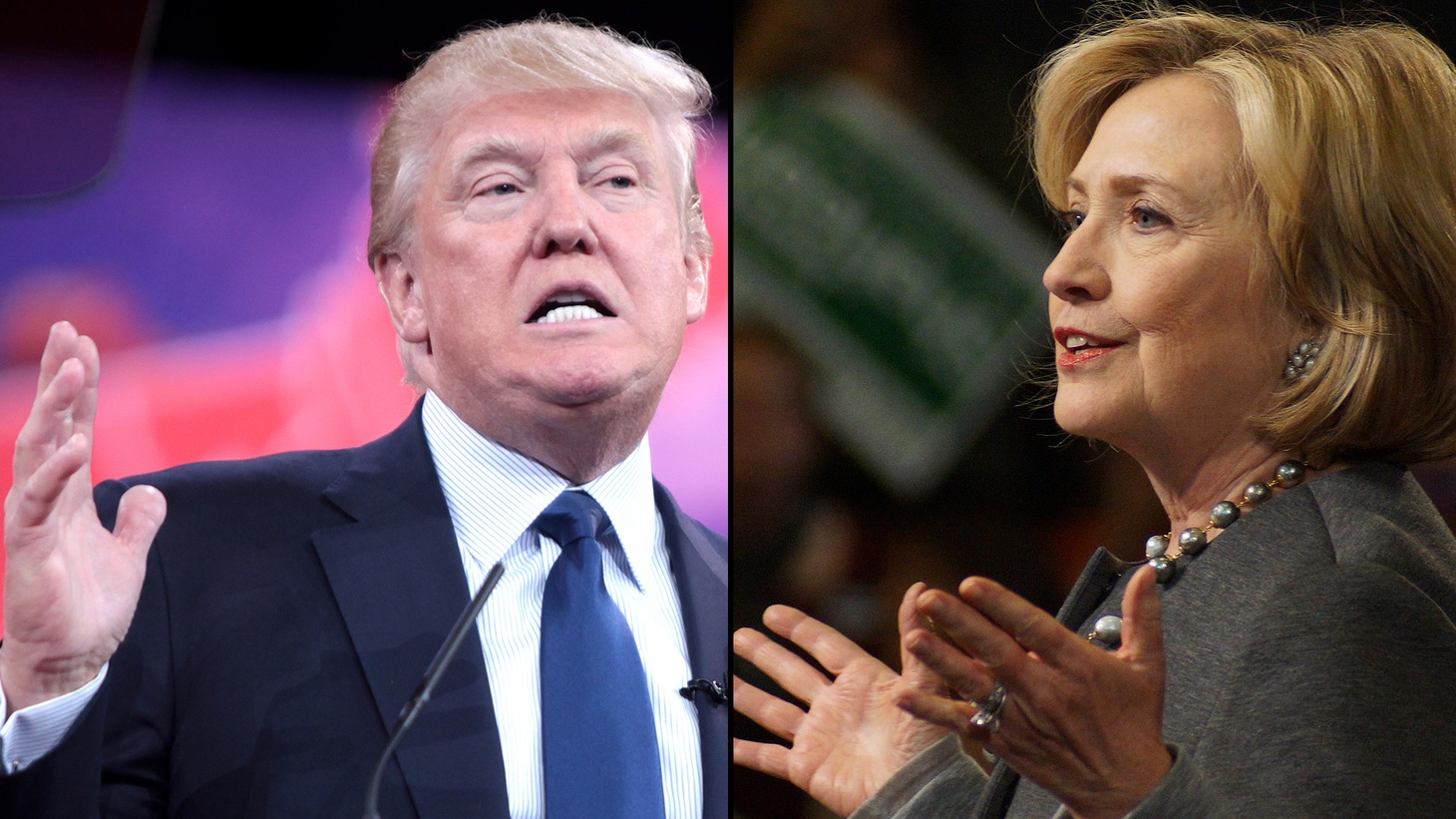 In the aftermath of yesterday's primaries in five northeastern states, Hillary Clinton and Donald Trump are both claiming the presidential nominations have been decided. We hear what that means for Democrats and Republicans before the conventions as the primaries continue.