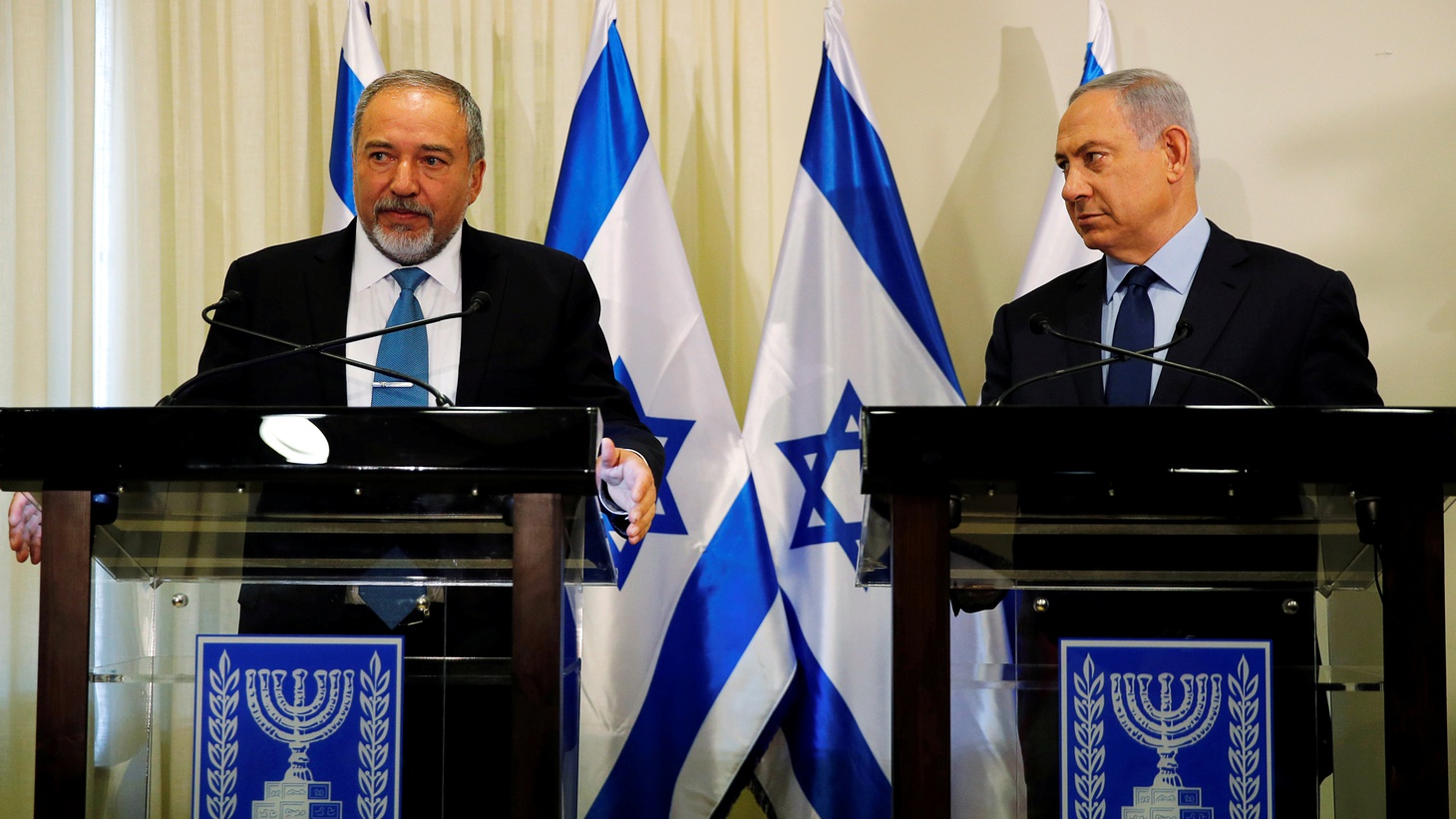 Prime Minister Benjamin Netanyahu has named Avigdor Lieberman to be Defense Minister -- the second-highest post in the government of Israel. Lieberman is well known for speaking the language of an extremist.