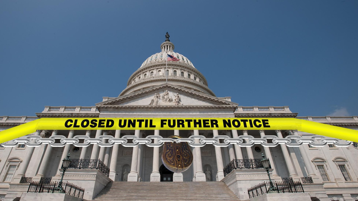 The government shut down won't have any effect on the first day of enrollment for the Affordable Care Act.