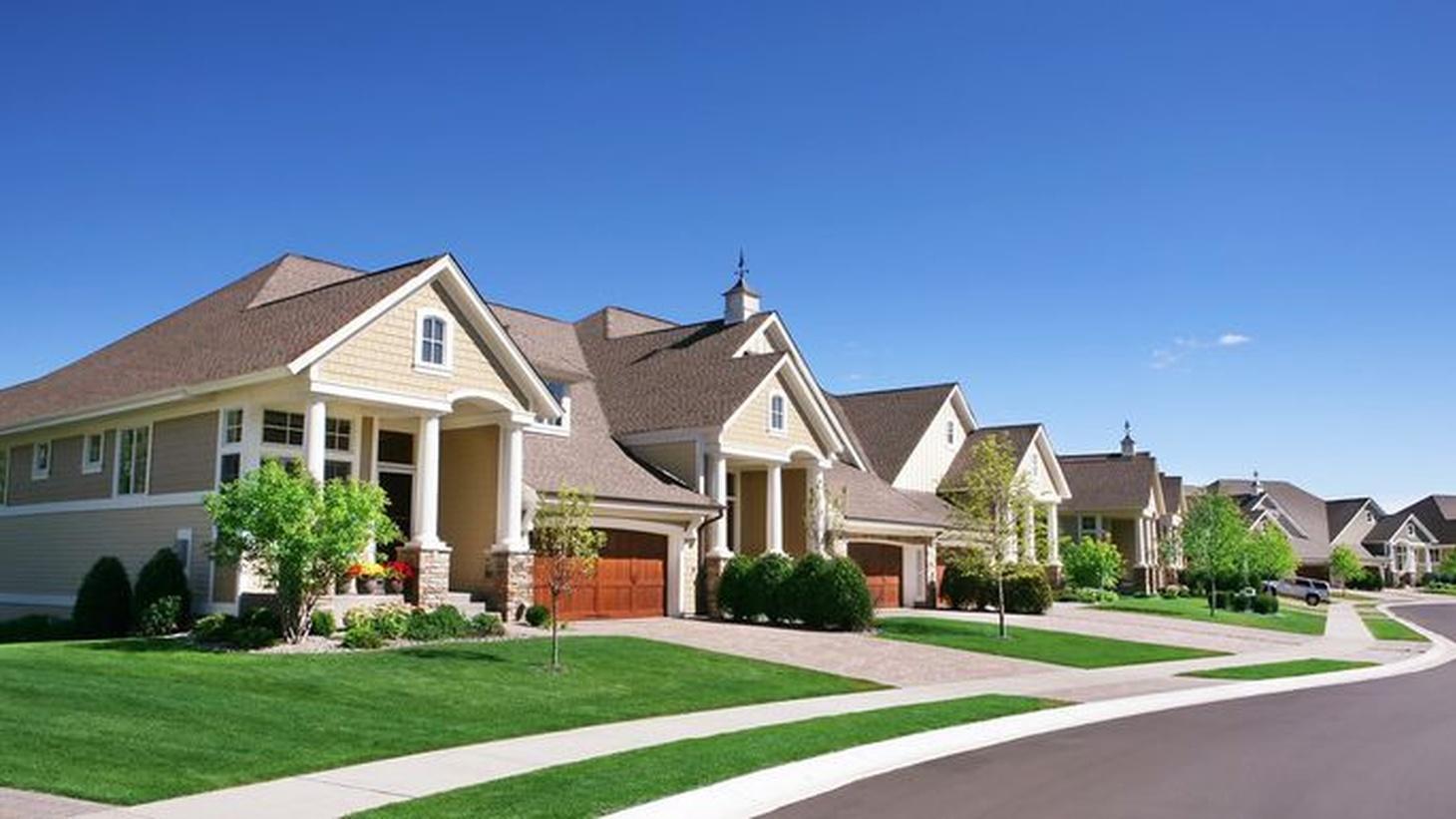 Single family homes.