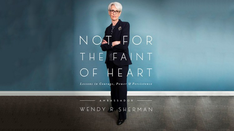 "Ambassador Wendy Sherman admits she ""lost it,"" and broke down in ""tears of anger and frustration"" as lead negotiator for the Iran Nuclear Deal."