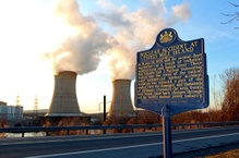Falling energy prices could force closure of Three Mile Island