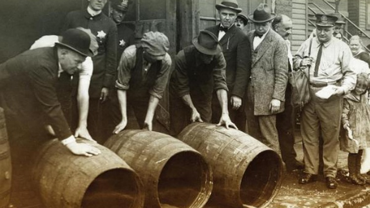 Juice joints, hooch, flappers and speakeasies often come to mind when we think of the Prohibition Era, and historians have often treated it as a little more than a misguided moralistic…