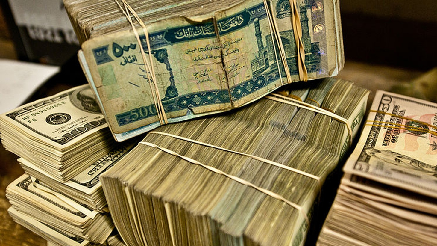 """From Iceland to Beijing to Moscow, government leaders have tried to shrug off embarrassment from the so-called """"Panama Papers."""" We hear how the United States is deeply involved in a worldwide web of tax havens for hiding trillions of dollars."""