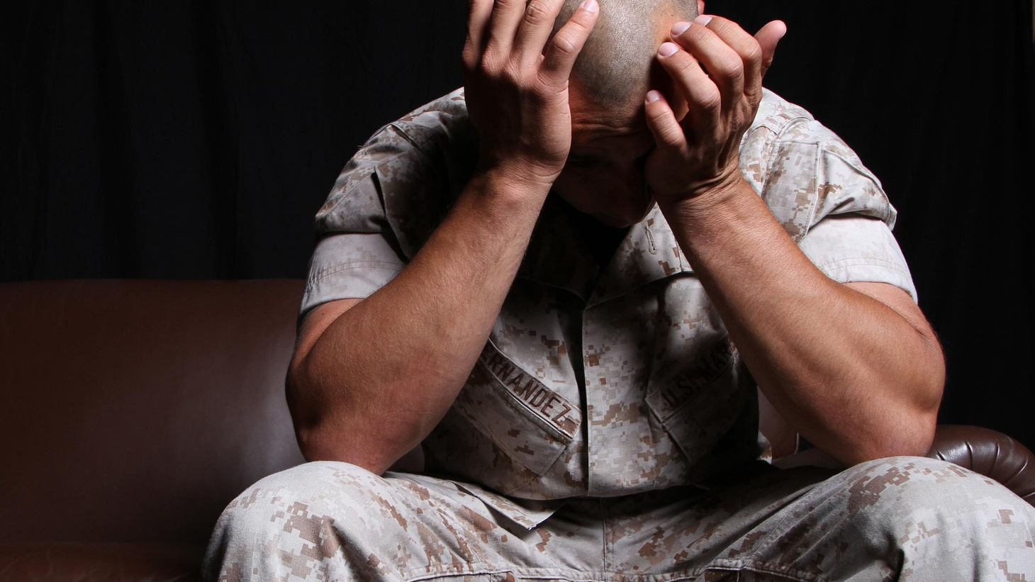American soldiers have been dying at the rate of 22 every day — from suicide. What's the Pentagon doing to cope with mental illness, after combat and before enlistment?