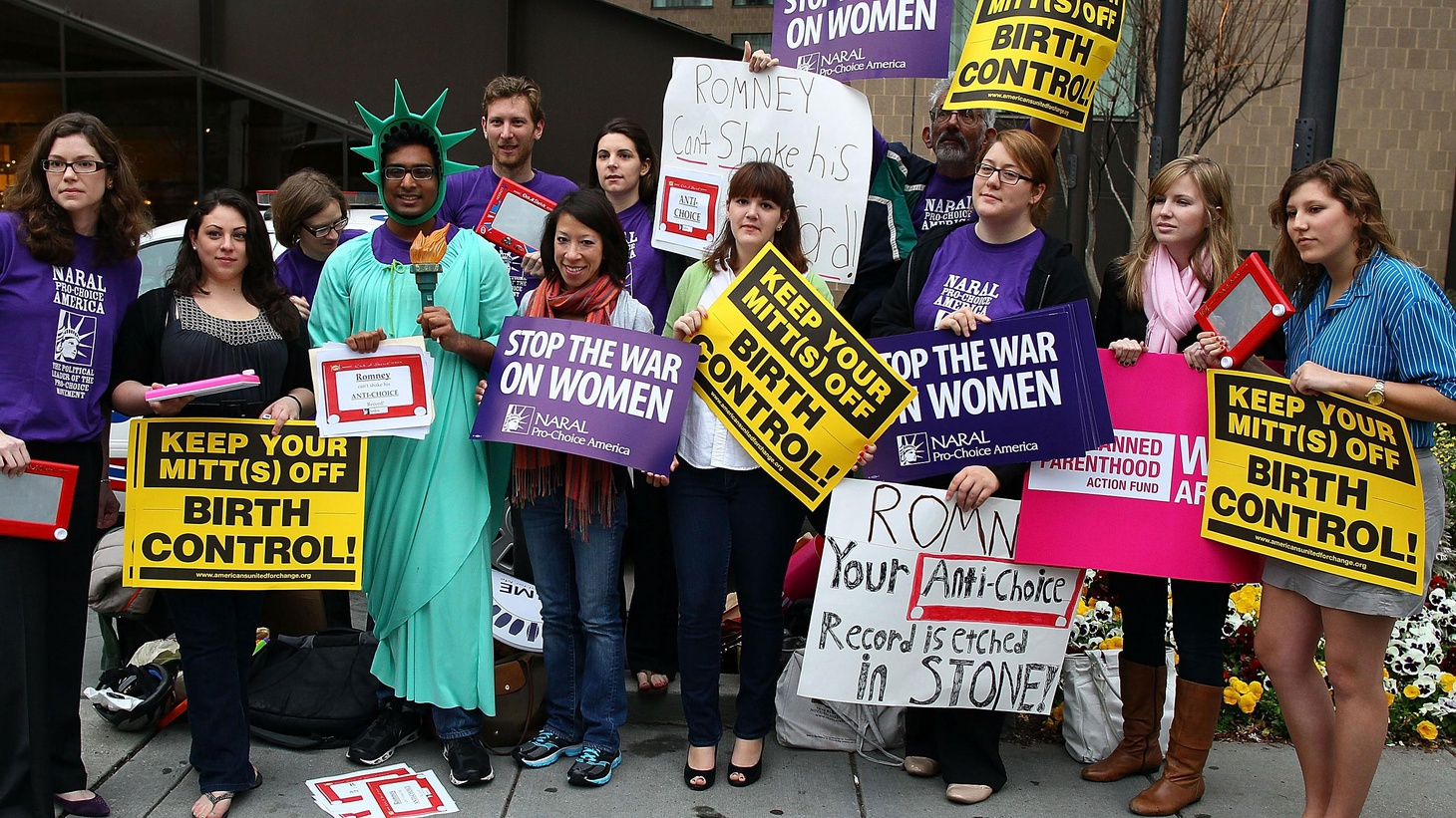 Women's issues have dominated the political headlines lately. Who benefits from the debate? How important are women voters in this year's election? Sara Terry guest hosts.