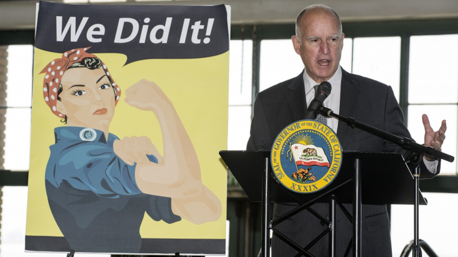 California has enacted the toughest equal pay law in the nation. It's designed to eliminate the gap of 23 cents an hour between men and women who perform the same tasks in the workplace. Is it a model for other states, or a recipe for trouble because it addresses a problem that doesn't really exist?