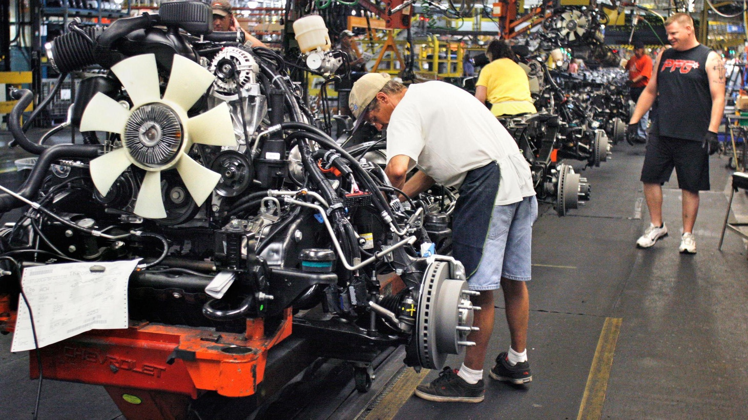 The UAW is in the thick of labor negotiations with the Big Three. How have the union's fortunes changed? Has the government bailout of the auto industry impacted Detroit?