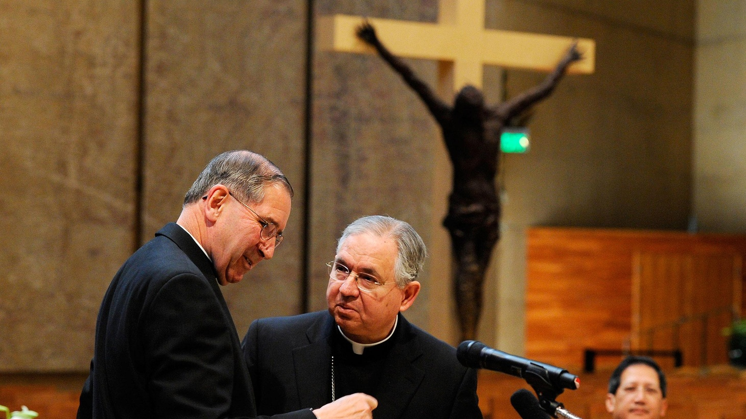 The Roman Catholic Church is an ancient institution in a fast-moving world. After the sex-scandal, what's next in America and Europe? Is the future in Africa, Asia and Latin America? Also, President Obama's nuclear summit, and Poland's democracy on trial.