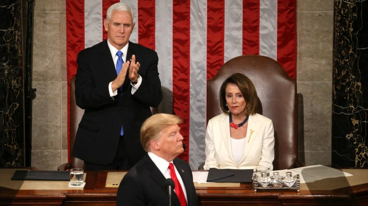 The State of the Union: Trump's chance to make history