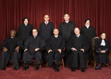 The Supreme Court, the 5-4 Divide and Politics on the Bench