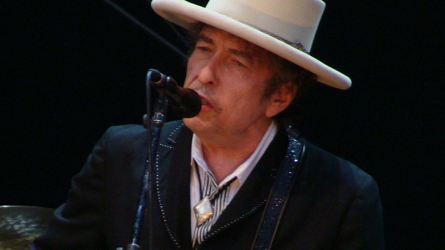 Today, the Secretary of the Swedish Academy announced  this year's Nobel Prize for Literature . It goes to a poet favored by President Obama and Salman Rushdie, but the winner is still a surprise: singer and song writer  Bob Dylan .