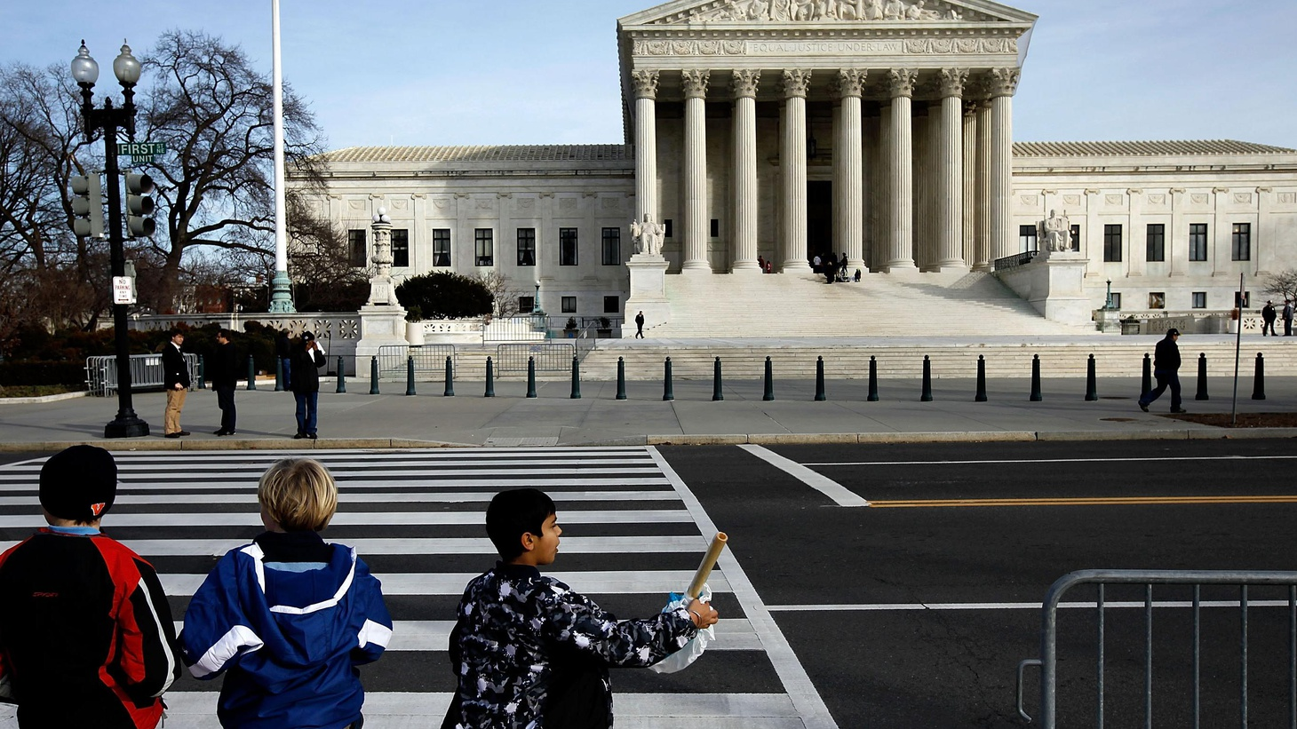 Has the US Supreme Court scored a victory for free speech or increased the influence of money in politics? We hear about last week's 5-to-4 decision on the rights of corporations. Also, executions, bombs and political turmoil in Baghdad, and Haitian refugees and US immigration policy.