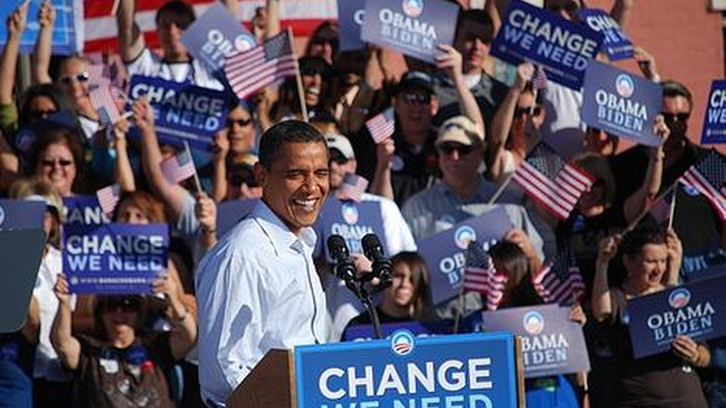 The Obama campaign motivated some 13 million volunteers, but many now feel abandoned by the Obama White House. Has he failed to build a movement to push his agenda or has Washington changed him more than he has changed Washington?  Also, the President's Q&A with the GOP, and Tony Blair in a public defense of Britain's role in the war on Saddam Hussein.