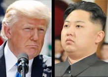 The war of words between North Korea and the US