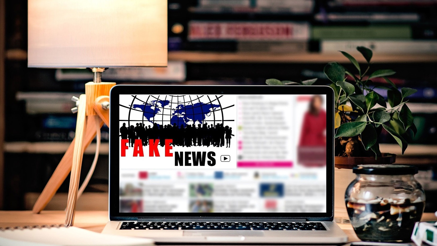 News, politics and democracy in a post-truth world. It's an old problem that's worse than ever before. Guest host Barbara Bogaev explores what mainstream media, tech companies, and educators are doing to raise media literacy in a post-fact world.