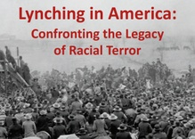 Can the US Talk Race without Dealing with Lynchings?