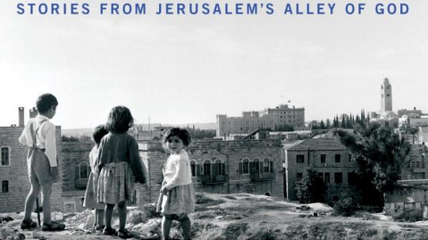 "In 2015, US-backed negotiations between Israel and the Palestinians hit a diplomatic wall, and there's no place that demonstrates the complexity of the conflict better than a tiny street in Jerusalem called ""The Alley of God."" It's the subject of a book published this year called."