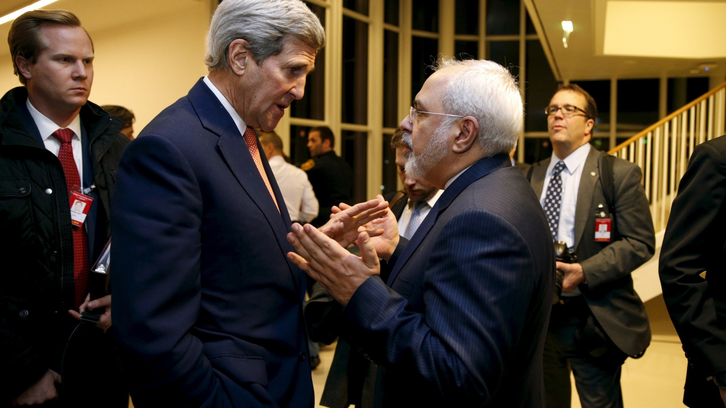 """Implementation of the nuclear deal and prisoner swaps highlighted a weekend of diplomacy between the US and Iran after 35 years of outspoken hostility. How much longer can the """"good feelings"""" last?"""