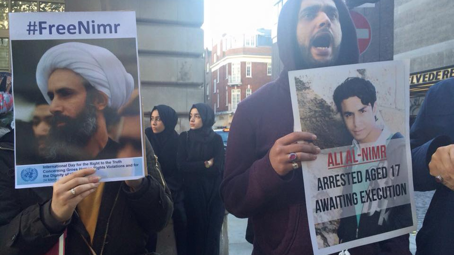 "Headlines around the world are predicting that a young political protester is about to be publically beheaded and ""crucified"" in Saudi Arabia. Rare public criticism in Britain has outraged the Saudi Royal Family, and threatened business relations with the UK. Should recent incidents cause the US to be heard from, or would complaints fall on deaf ears?"