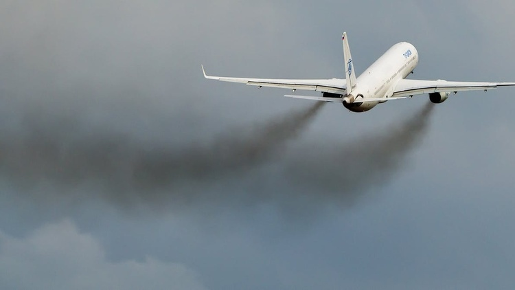 Jet aircraft contribute 2% of all greenhouse gases--raising challenging questions.  Is there a moral obligation to travel less? What are the alternatives to going by plane?