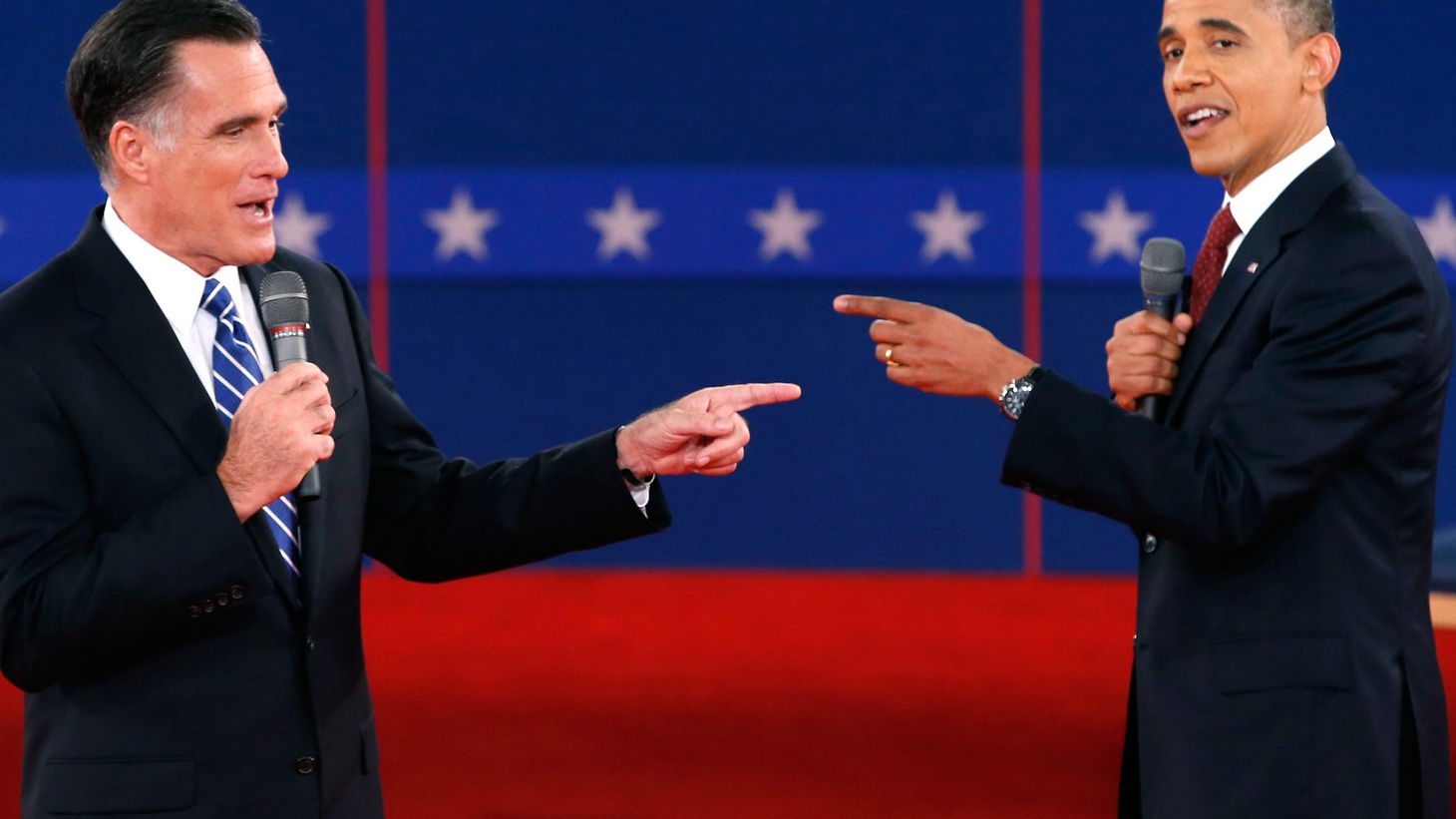 Last night's presidential debate turned into a prime-time political confrontation, this time including a president fully engaged with a challenger ready for action.
