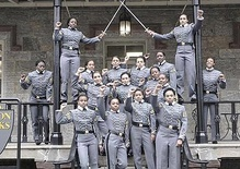 West Point Investigates Its Black Female Cadets